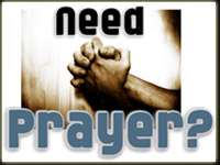 need prayer gsh